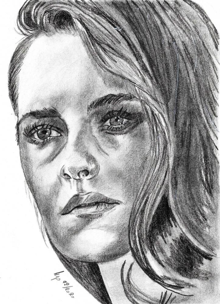 Kristen Stewart by patrick